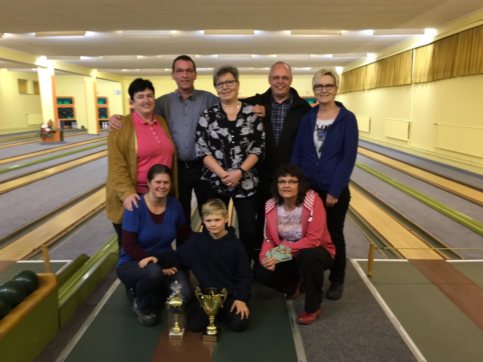 Holstenhof-Cup-Sieger 2016: Die Holzräuber