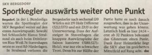 DM Bohle Senioren @ Cuxhaven | Hamburg | Hamburg | Deutschland